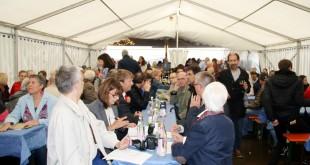 """""""Weißenburg hilft"""" feierte einjähriges Bestehen mit großem Begegnungsfest"""
