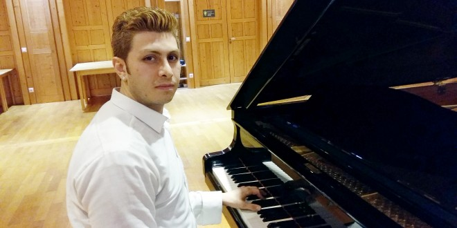 """Einladung zum Klavierkonzert mit Leon Oliver Al Forster – Benefizkonzert für """"Weißenburg hilft"""""""